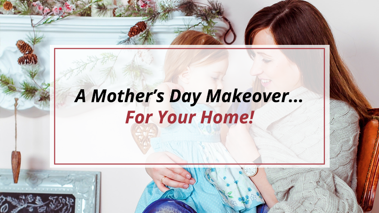 mother's day makeover - home makeover - flying colours painting - ottawa