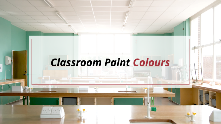 flying colours paint - classroom paint colours - paint colours for in your classroom
